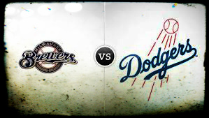 Brewers Dodgers