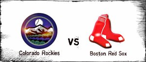 Rockies RedSox